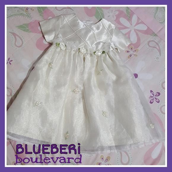 Blueberi Boulevard Other - Blueberi Boulevard Toddler Dress